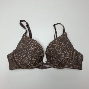 Victoria Secret Bra 34B Push Up Underwire Padded
